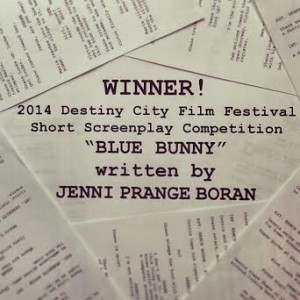 2014 Screenplay Competition WINNER promo